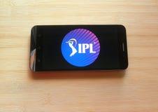 IPL 2019 app στοκ εικόνες