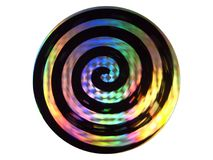 Ipnotico Fotografia Stock Libera da Diritti
