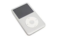 IPod classic 160 Gb. Pavlograd, Ukraine - December 4, 2014: iPod classic 160 Gb. Studio shot, isolated on white background Royalty Free Stock Images