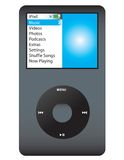 iPod Music Player Royalty Free Stock Photos