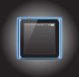Ipod nano 2010. New apple ipod nano 2010 stock illustration