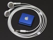 IPod Shuffle de Apple Imagen de archivo libre de regalías