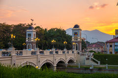 Ipoh Bridge Royalty Free Stock Photos