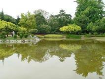 Ipoh-Garten Stockfotografie