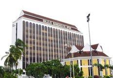 Ipoh kommunfullmäktigebyggnad royaltyfri fotografi