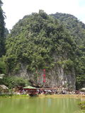 Ipoh Qing Xin Ling (Serene Hill) Stock Image