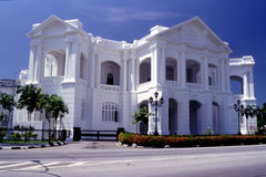 Ipoh Town Hall Stock Photo