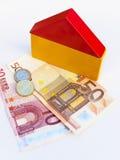 Ipoteca domestica Immagine Stock