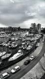 Ipswich marina, Suffolk, England Royaltyfria Bilder