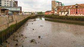 Ipswich, Suffolk, Engeland, het UK royalty-vrije stock foto's