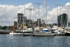 Ipswich waterfront phase one Stock Images