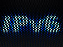 IPv6 (Internet Protocol version 6) Stock Images