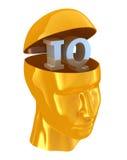 IQ intelligence quotient Stock Photo
