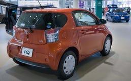 2017 IQ. Toyota car. Japan Royalty Free Stock Photos