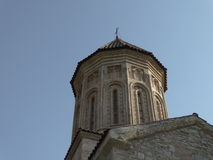 Iqalto monastery tower Royalty Free Stock Image