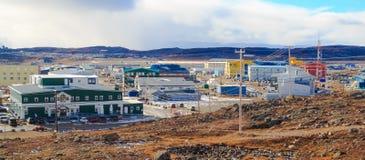 Iqaluit, Канада Стоковые Фото