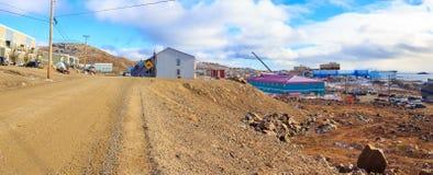 Iqaluit, Canada Immagini Stock