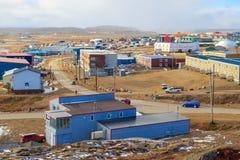 Iqaluit, Kanada Fotografia Stock