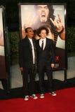 Iqbal Theba und Josh Sussman Stockfotografie