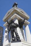 Iqiuique Heroes Monument Valparaiso Stock Image