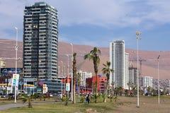 Iquique, Χιλή Στοκ εικόνες με δικαίωμα ελεύθερης χρήσης
