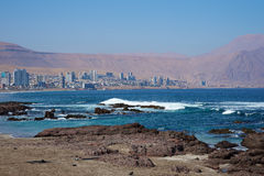 Iquique Royalty Free Stock Photography