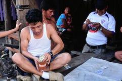 Iquitos - le Pérou Photographie stock