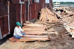 Iquitos - Perú fotos de archivo libres de regalías