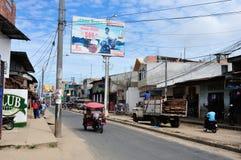 Iquitos - Peru foto de stock
