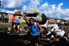 Iquitos - Peru Lizenzfreies Stockbild