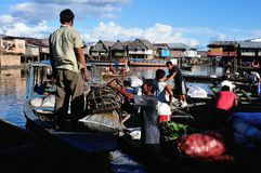 Iquitos - Peru Royalty Free Stock Photography