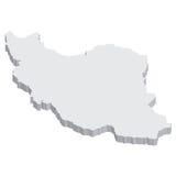 Irã Imagens de Stock Royalty Free