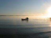Ir à pesca Fotos de Stock Royalty Free