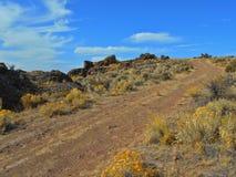 Ir acima o Ridge Foto de Stock Royalty Free