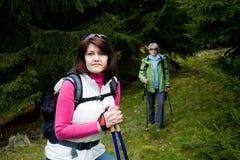 Ir de excursión 5 Foto de archivo