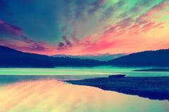 Ir lake Stock Photography