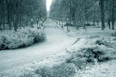 IR park Stock Image