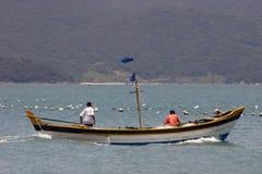 Ir pescar Imagens de Stock Royalty Free