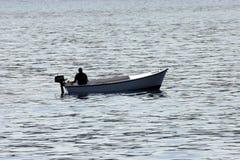 Ir pescar Fotografia de Stock Royalty Free