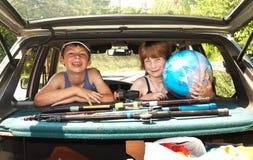 Ir a umas férias Foto de Stock Royalty Free