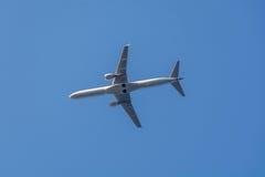 Ir volando Foto de archivo libre de regalías