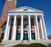 Ira Allen Chapel, UVM, Burlington, Vermont Imágenes de archivo libres de regalías