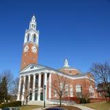 Ira Allen Chapel, UVM, Burlington, Vermont Royalty Free Stock Images