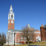 Ira Allen kaplica, UVM, Burlington, Vermont Obraz Royalty Free