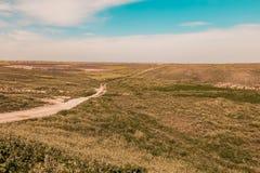 Iraaks landschap stock foto's