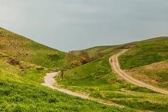 Iraaks Landschap in de Lente royalty-vrije stock foto
