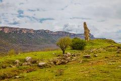 Iraaks Landschap in de Lente royalty-vrije stock fotografie