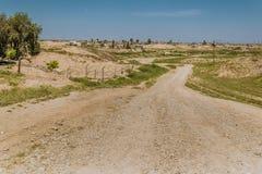 Iraaks Landschap in de Lente stock fotografie