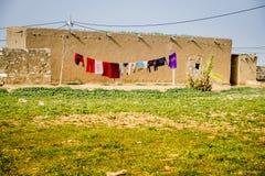 Iraaks platteland royalty-vrije stock fotografie