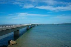 Irabu most obrazy royalty free